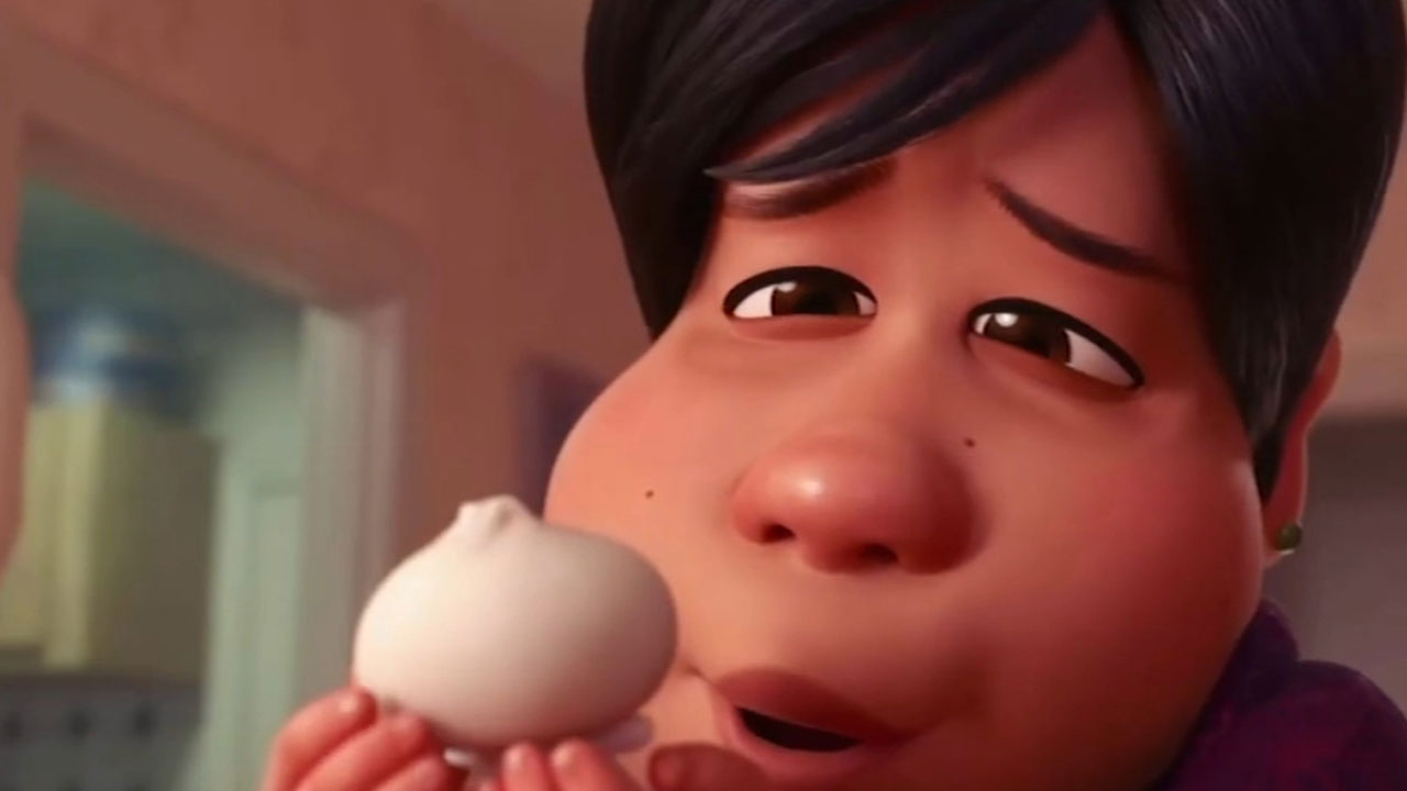 Filmmaker Domee Shi wrote and directed the animated short Bao, a tale of an overprotective mother learning to let go.