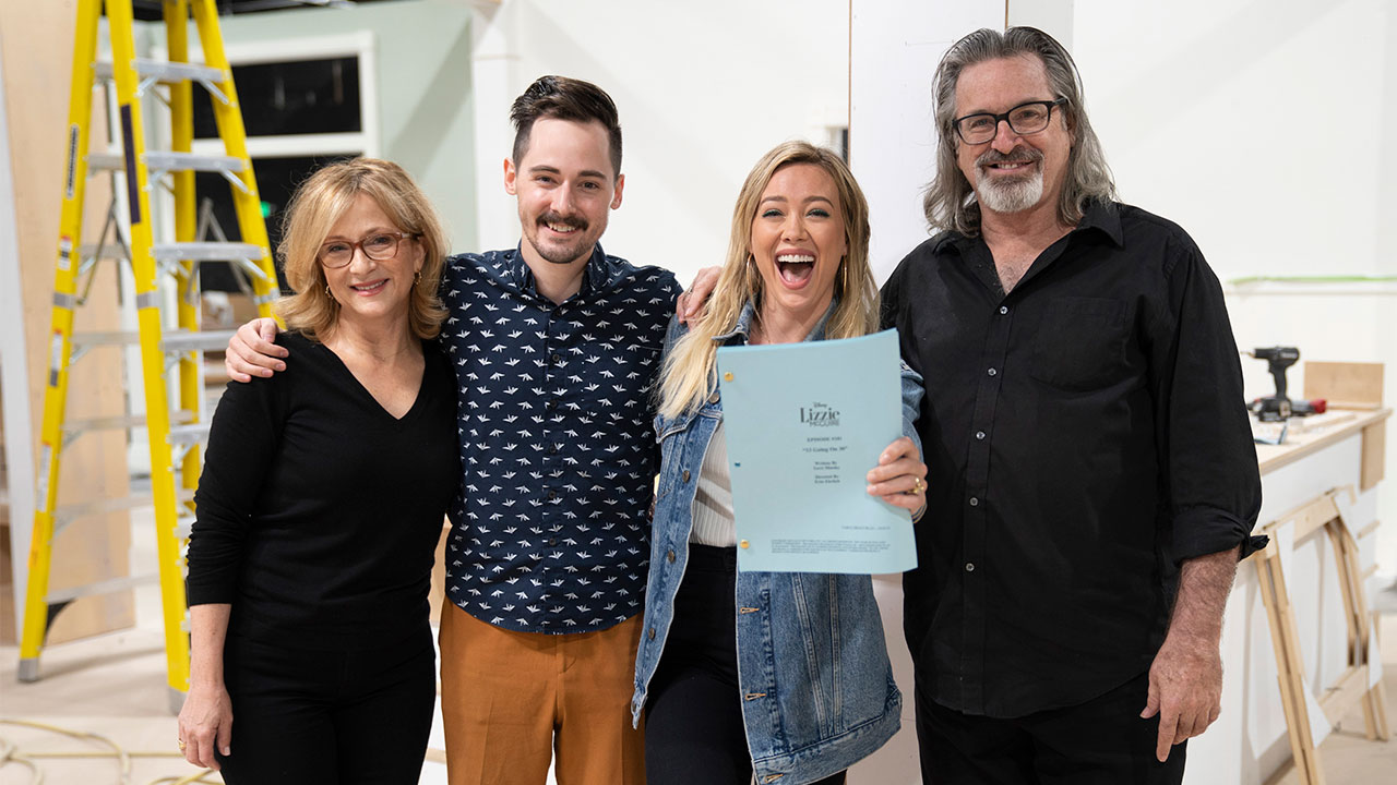 Image result for lizzie mcguire reboot cancelled