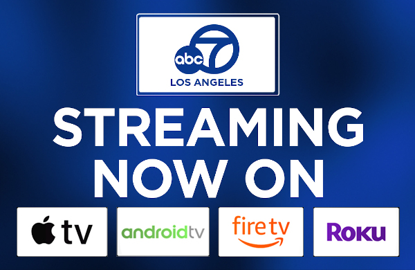 KABC Apple TV, Roku, Android TV, Amazon Fire App