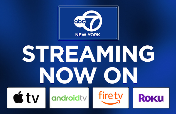 WABC Apple TV, Roku, Android TV, Amazon Fire App