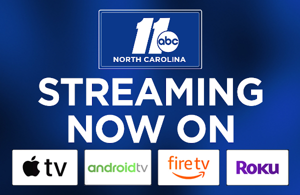 WTVD Apple TV, Roku, Android TV, Amazon Fire App
