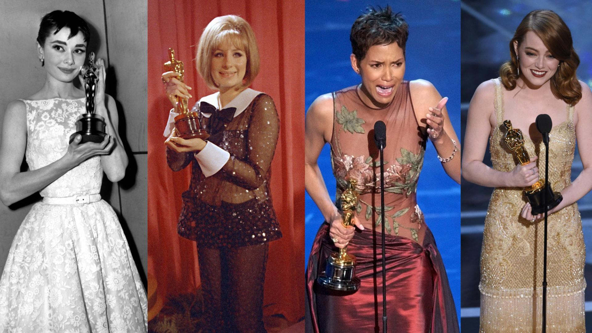 Oscars fashion through the years photos: Every dress worn ...
