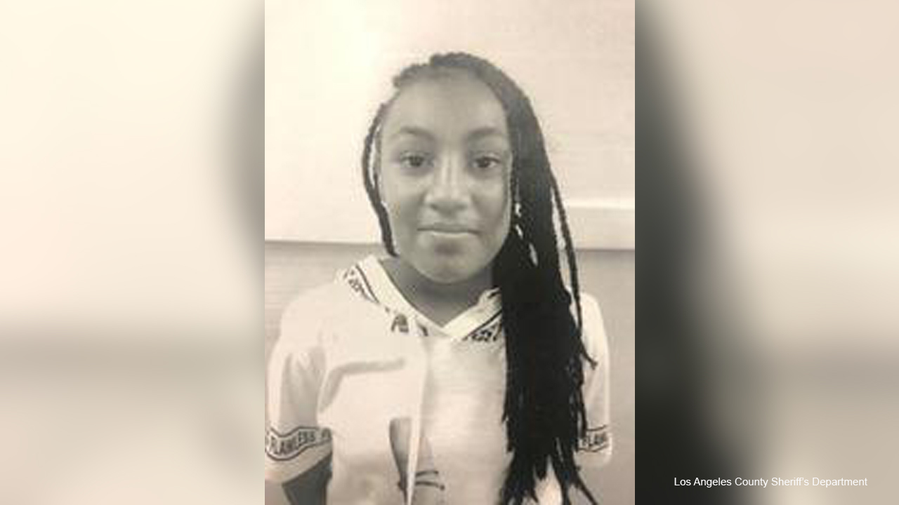 This is an undated photo of missing 11-year-old Jasmyn Barnes, who was last seen in Altadena on Wednesday, Feb. 13, 2019.