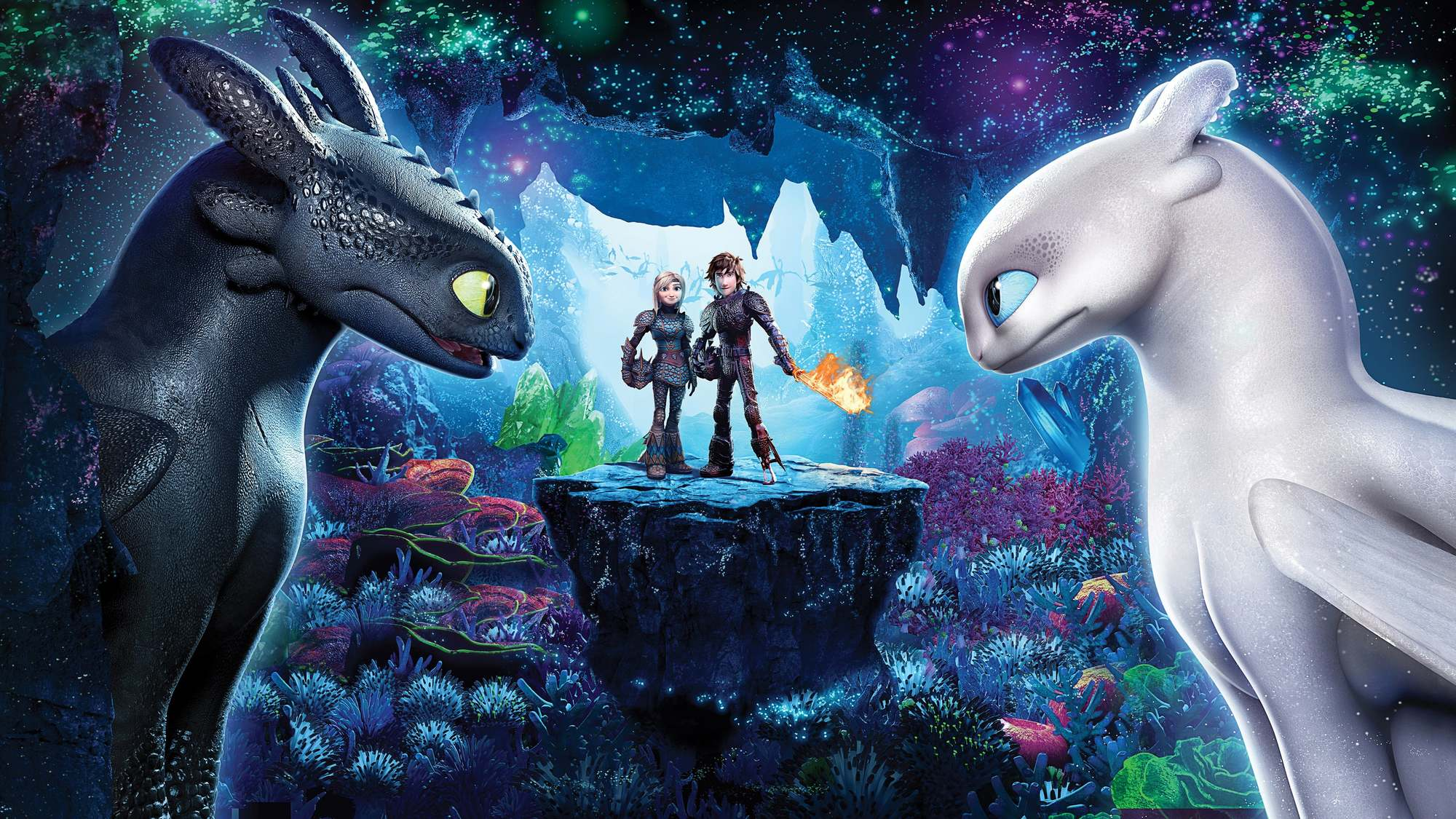 How to Train Your Dragon: The Hidden World. | Image: TMDb