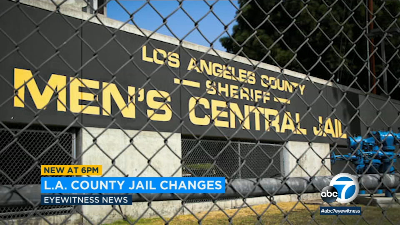 The Board of Supervisors voted to replace the Mens Central jail in Downtown LA with a mental health treatment center.