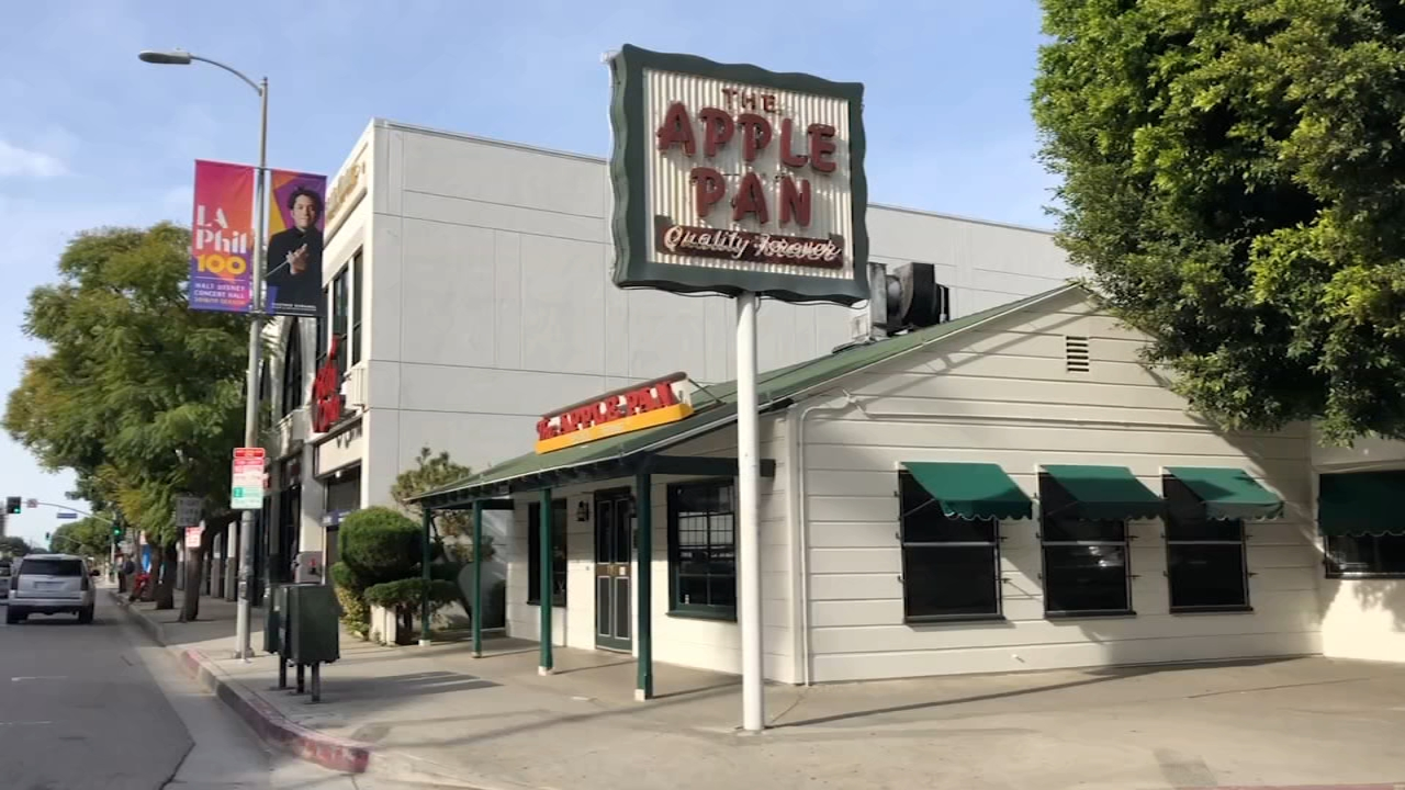 The iconic Apple Pan restaurant, open in West LA since 1947, has been bought by entertainment mogul Irving Azoff.
