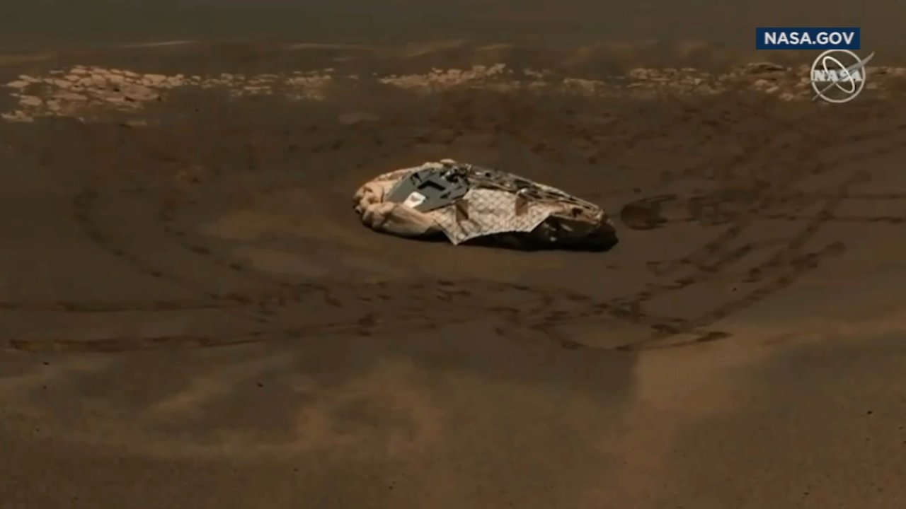 mars rover mission ends - photo #30