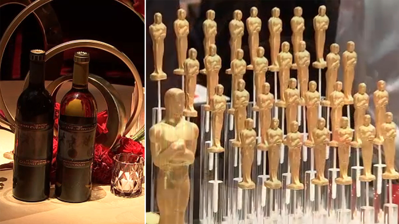 The food, the drink, the decor: a sneak peek at what the celebrities will see on Oscar Sunday at the annual Governors Ball.