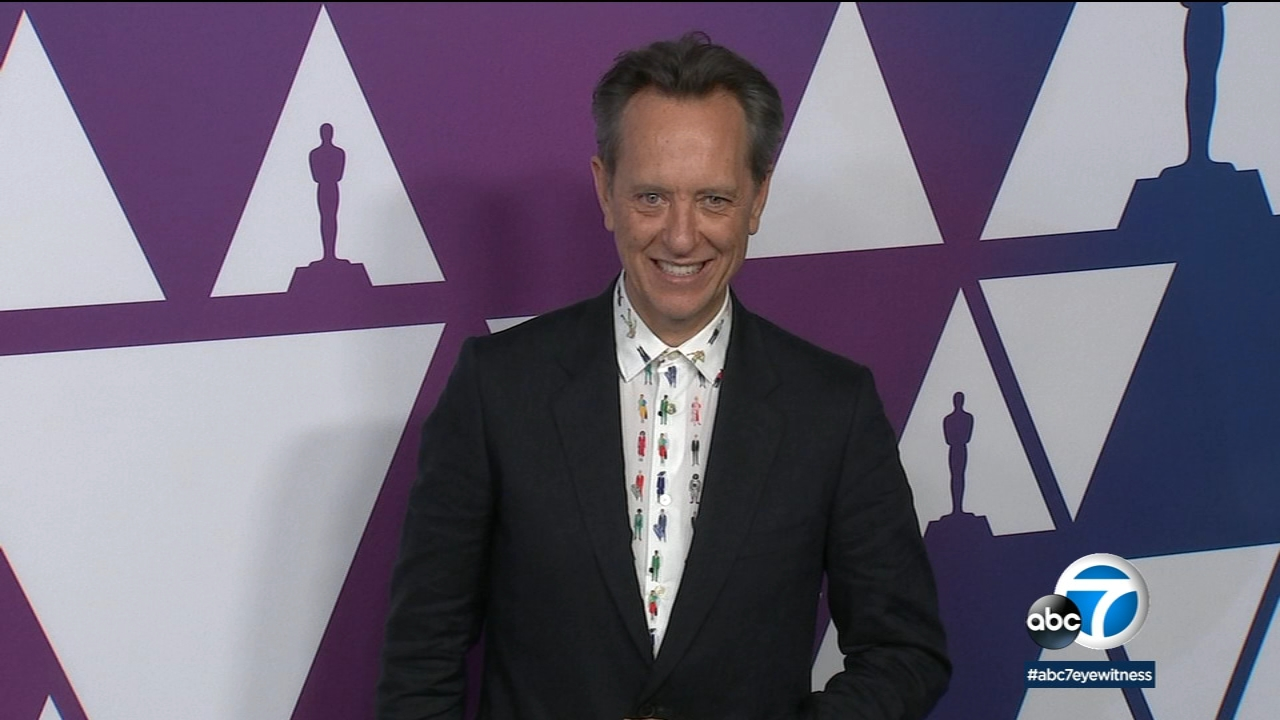 Veteran actor Richard E. Grant isnt taking his Oscar nomination for granted and is enjoying the Oscar spotlight