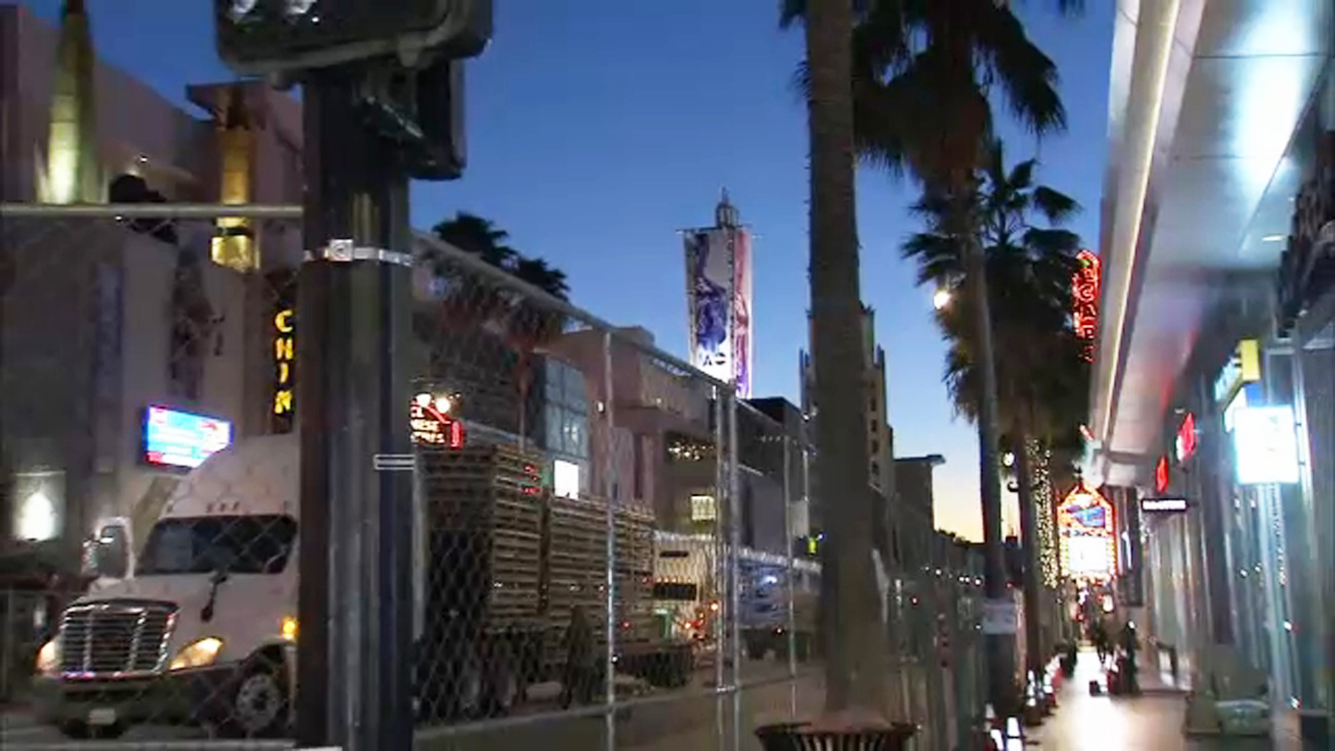 The Academy of Motion Picture Arts and Sciences and the city of Los Angeles have finalized street closure plans around the Dolby Theatre for the week of the 2019 Oscars.