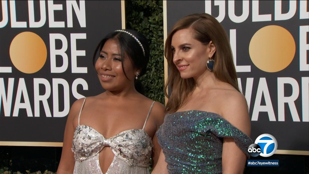The Oscar nominated women of Alfonso Cuarons Roma say just being involved in the film makes them feel like they are already winners.
