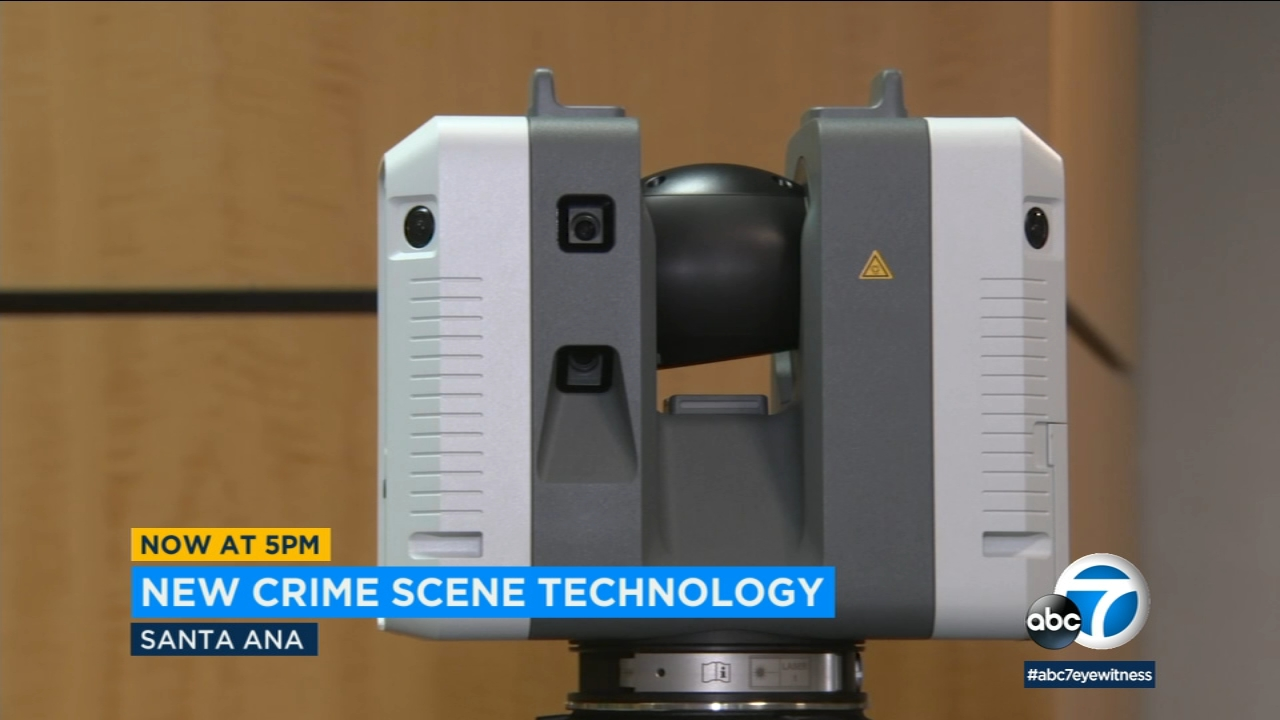 The latest version of a 3D scan station from Leica can create a virtual image of the area around it - in less than two minutes.