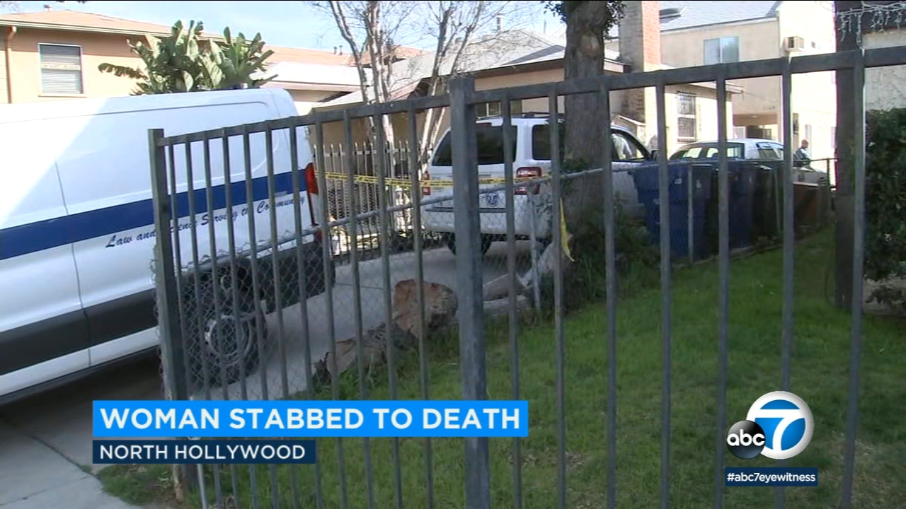 Husband suspected of fatally stabbing wife in NoHo