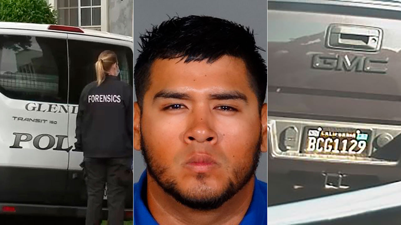 Glendale Man Sought By Police After Ex Fiancee And Her Mother Suffer Major Injuries In Hammer Attack Abc7 Los Angeles