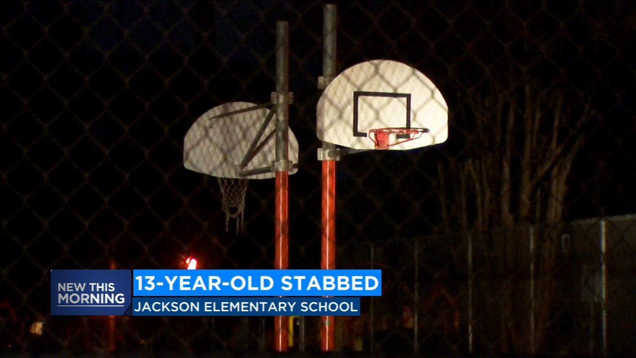 13-year-old stabbed at elementary school in Southeast Fresno