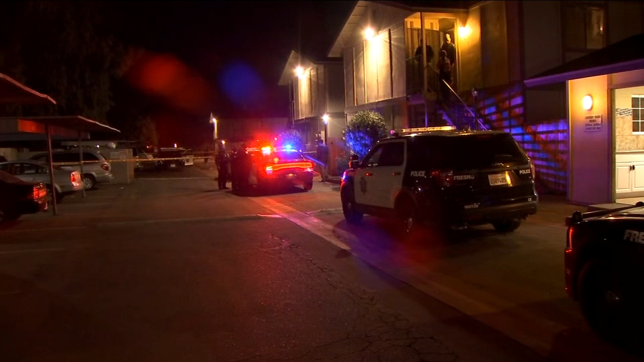 Fresno Police are investigating a shooting at the Altos West Apartments in Central Fresno.