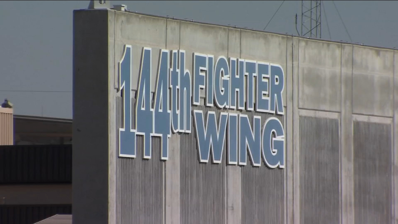 Disgusting discovery, accusations of cover-up at Fresnos 144th Fighter Wing