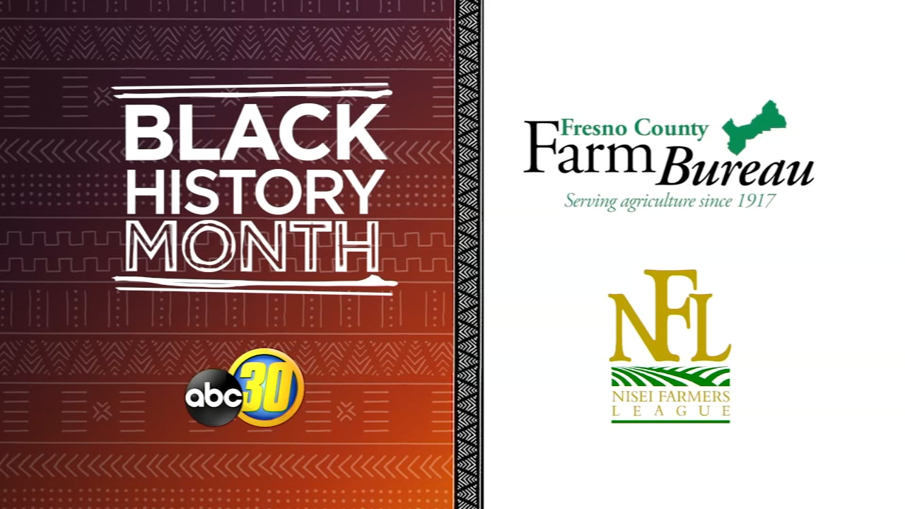 February is Black History Month, and this year, ABC30 profiles local farmer, Will Scott Jr.