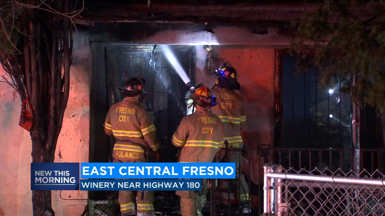 Firefighters are investigating to determine the cause of an East Central Fresno house fire.