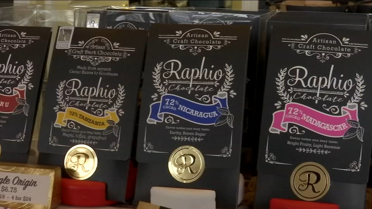 Looking for a sweet organic treat? Raphio Chocolate in northeast Fresno might be your answer.