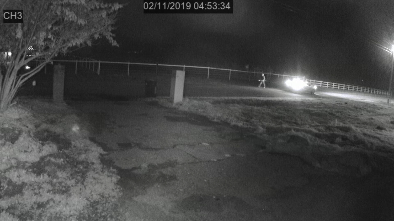 The Madera County Sheriffs Office has released video of a car possibly belonging to the mother of the newborn child found along a rural road.