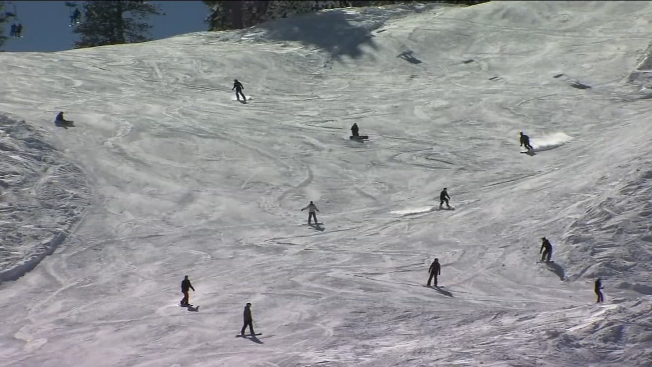 Business booms at China Peak during holiday weekend