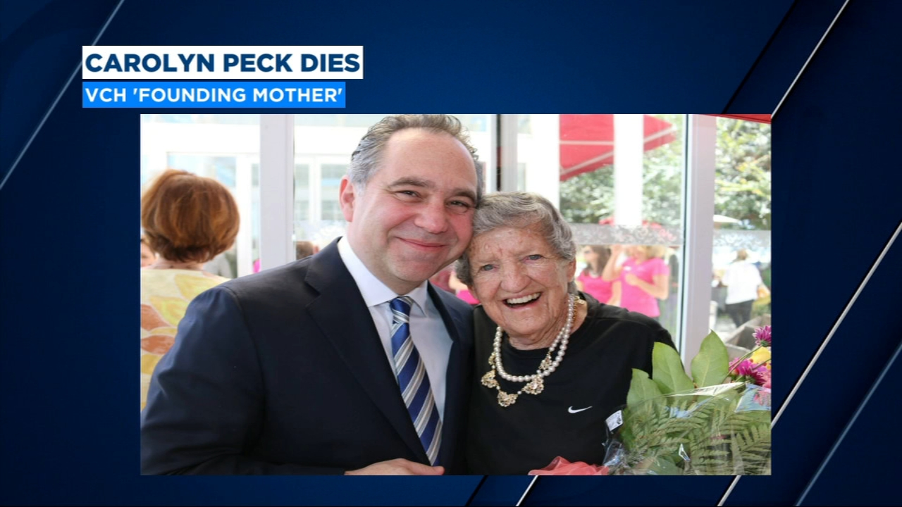 The last remaining founding mother of Valley Childrens - has passed away.