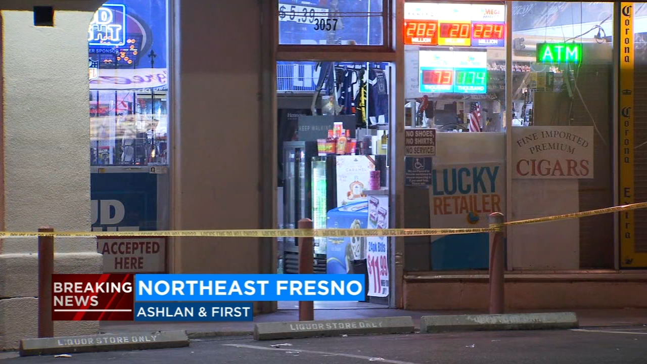 Northeast Frsno robbery
