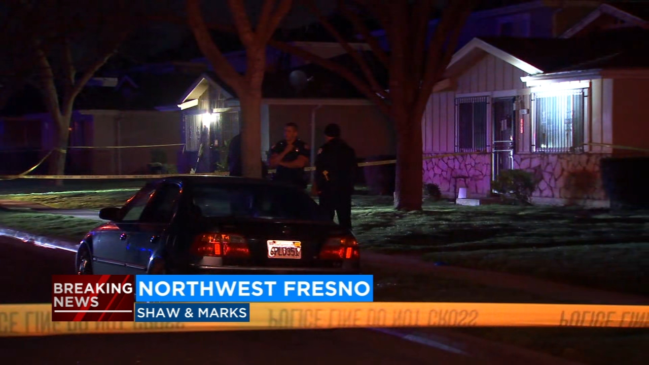 Police search for suspects after at least two people are shot in Northeast Fresno
