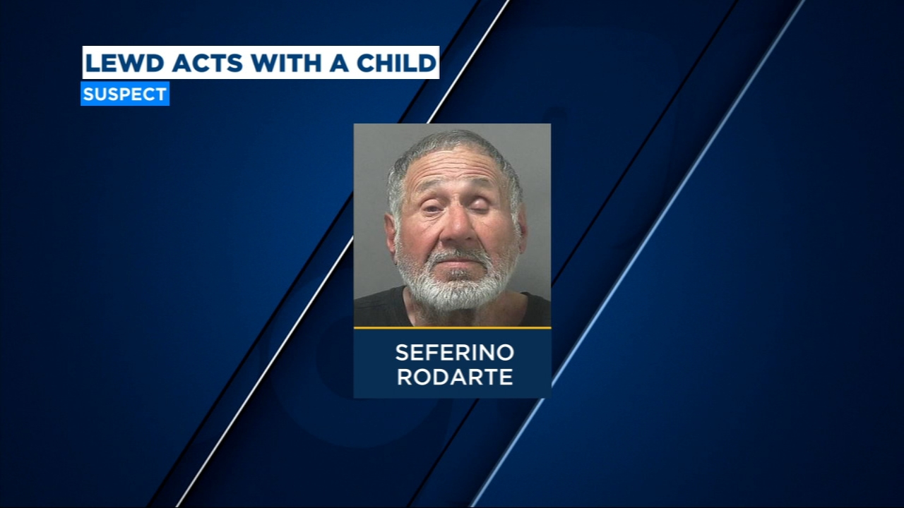 One man is under arrest accused of trying to have sex with a child under the age of 14.