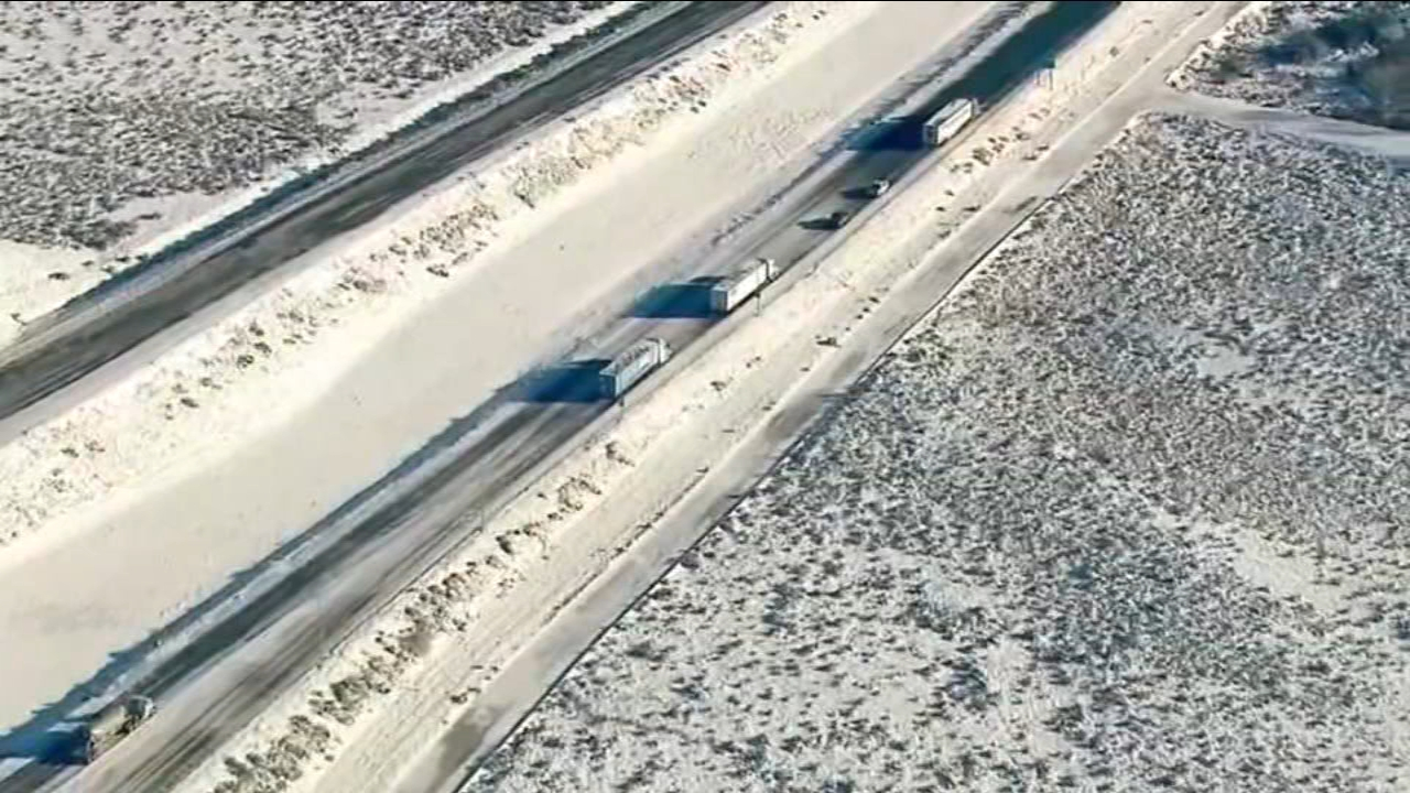 CHP: prepare for road closures as snow levels are expected to drop