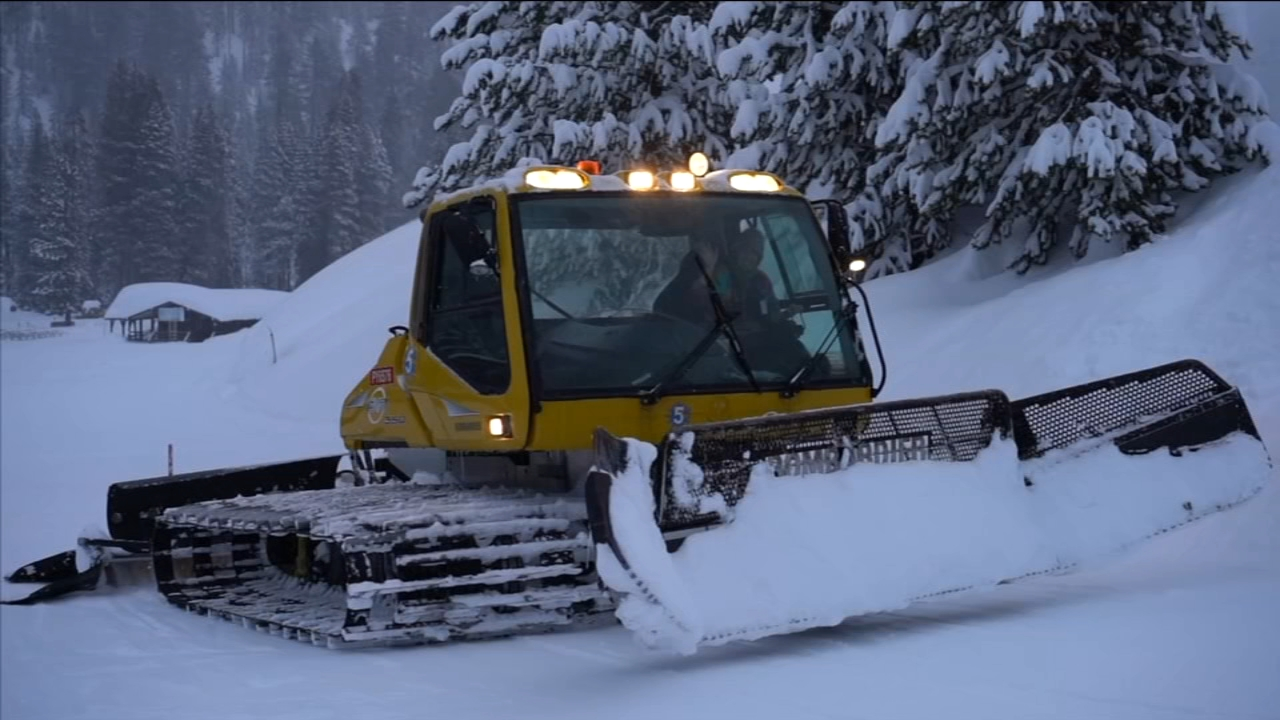 When ski resorts like China Peak receive large amounts of snow at one time, avalanche control is essential to keep the mountain safe for everyone.