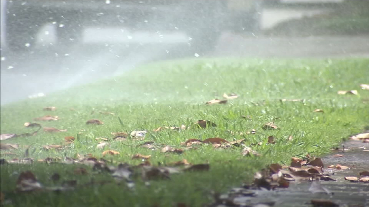 Fresno is at a Stage Two Water Use Regulation. That means, people can water outdoors one day a week in the winter and fall, two days in spring, and three days in summer.
