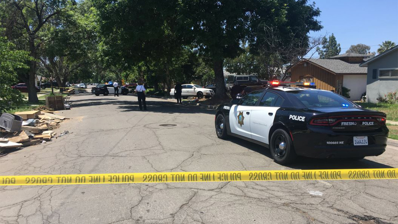 19-year-old woman shot outside apartment complex in Central Fresno