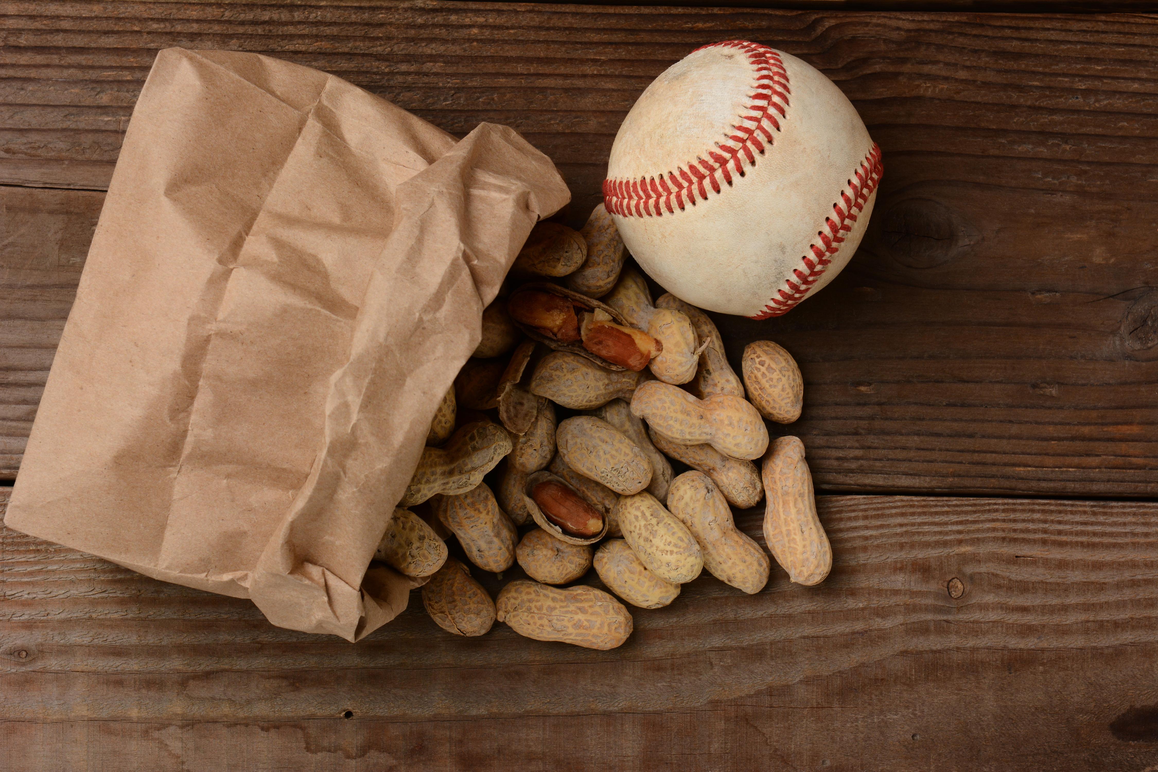 Minor League Baseball team bans peanuts from stadium