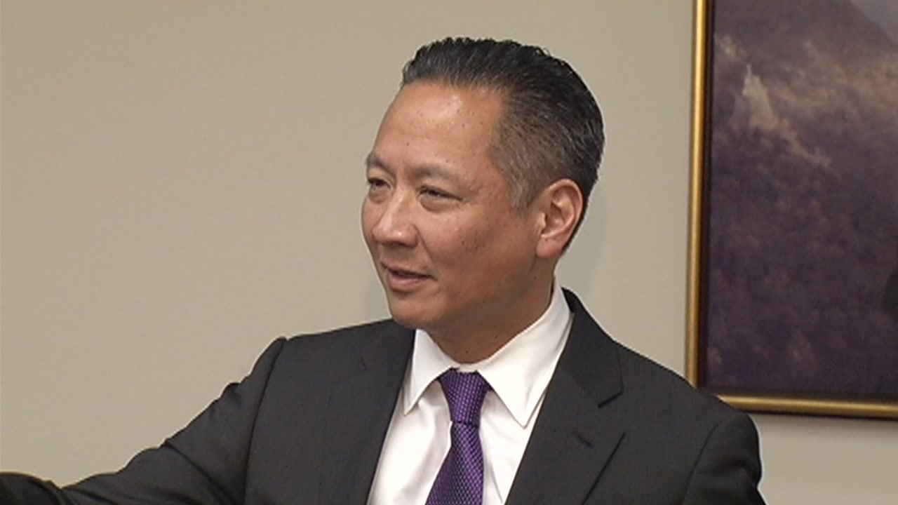 San Francisco Public Defender Jeff Adachi is seen in this undated photo.