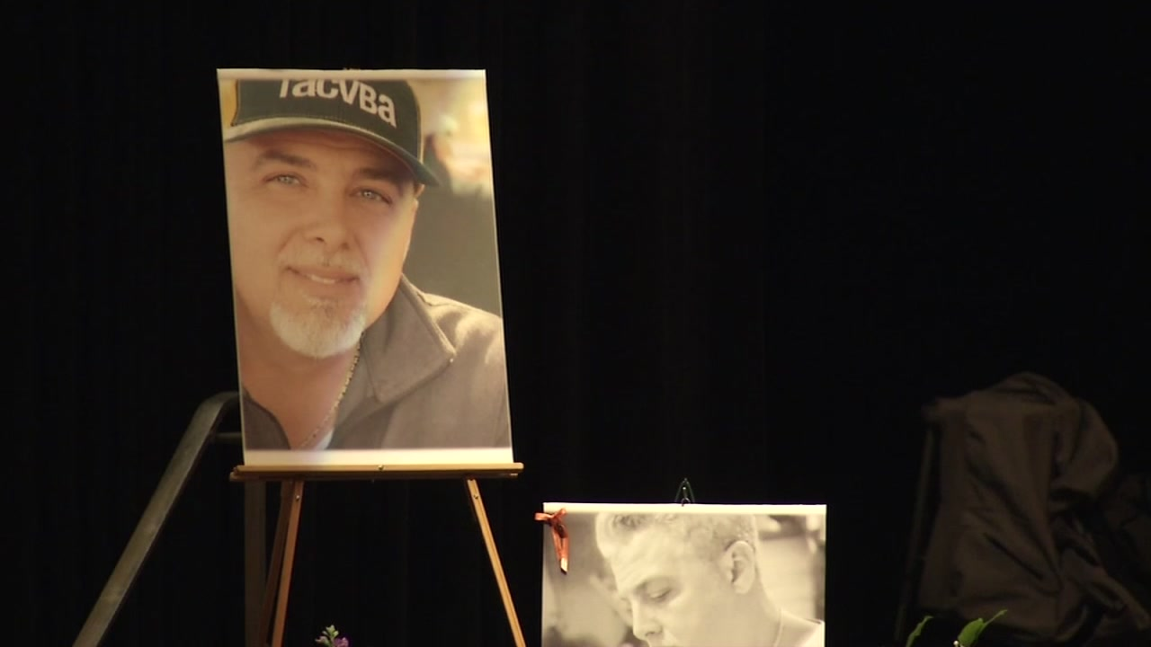 Pittsburg Ca News >> Family Community Celebrate The Life Of Pittsburg Principal Who Was Fatally Shot