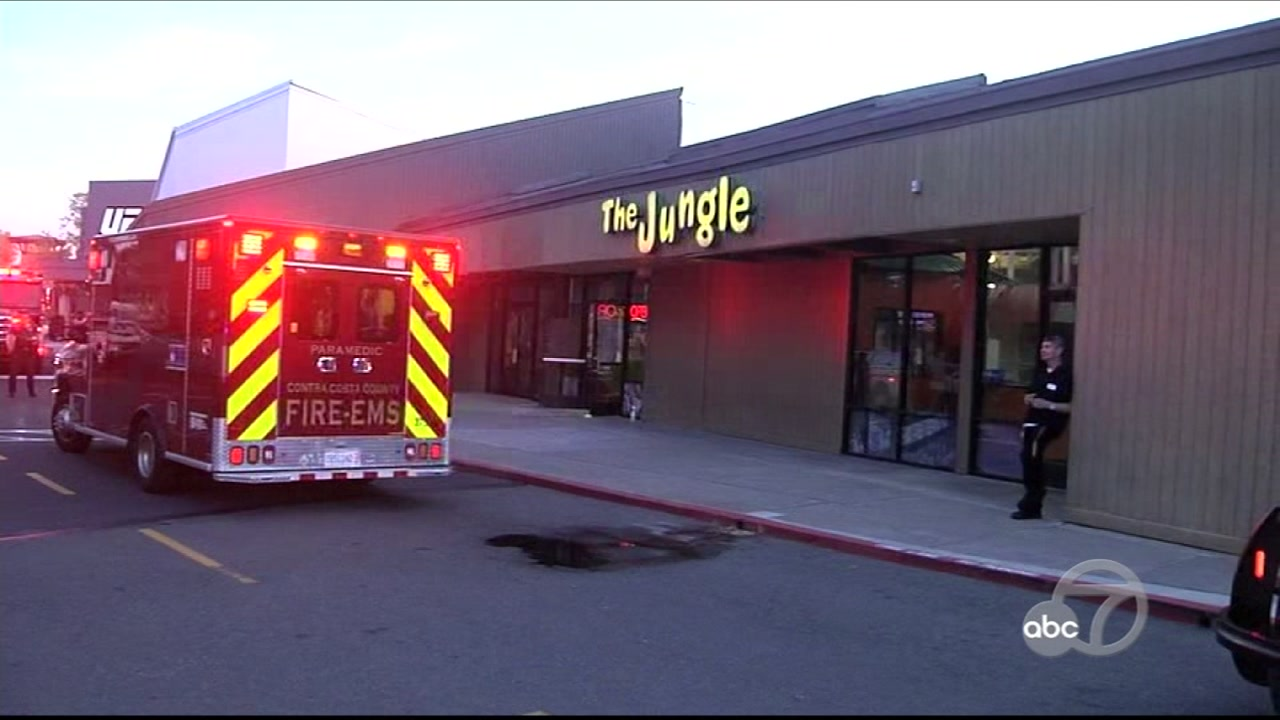 Dozens sick after pepper spray used at play place in Concord