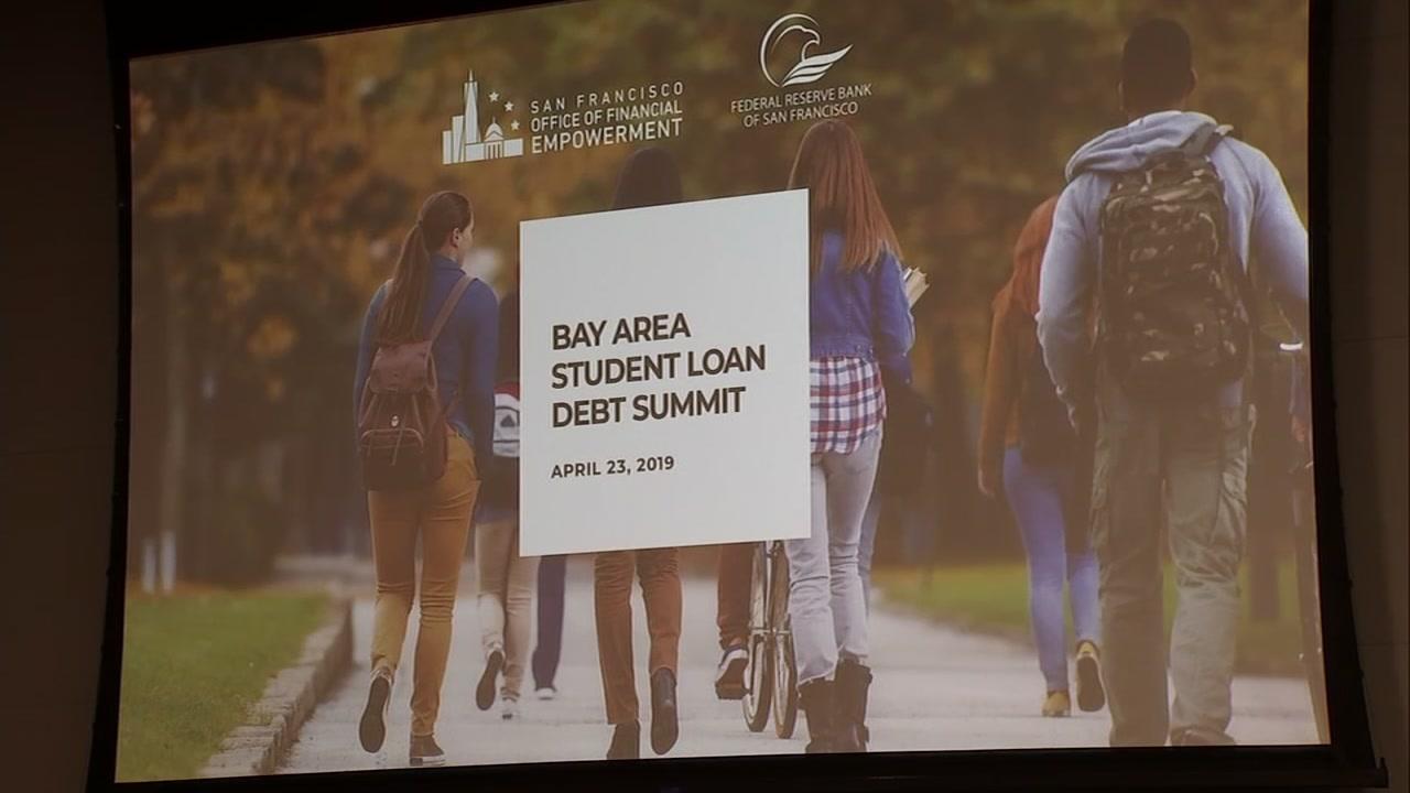 Federal Reserve Bank Report Says Bay Area Has Student Debt Crisis Abc7 San Francisco