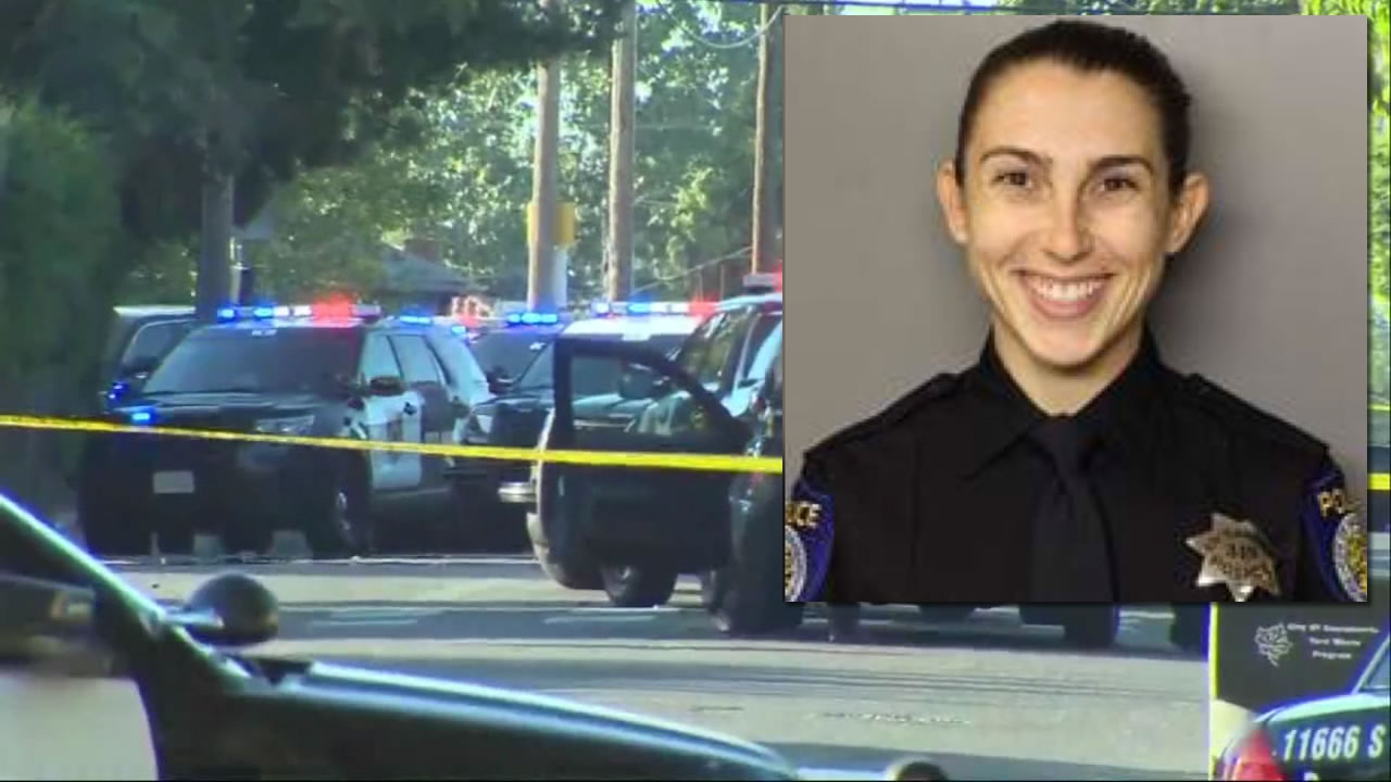 East Bay community mourns the loss of Sacramento officer