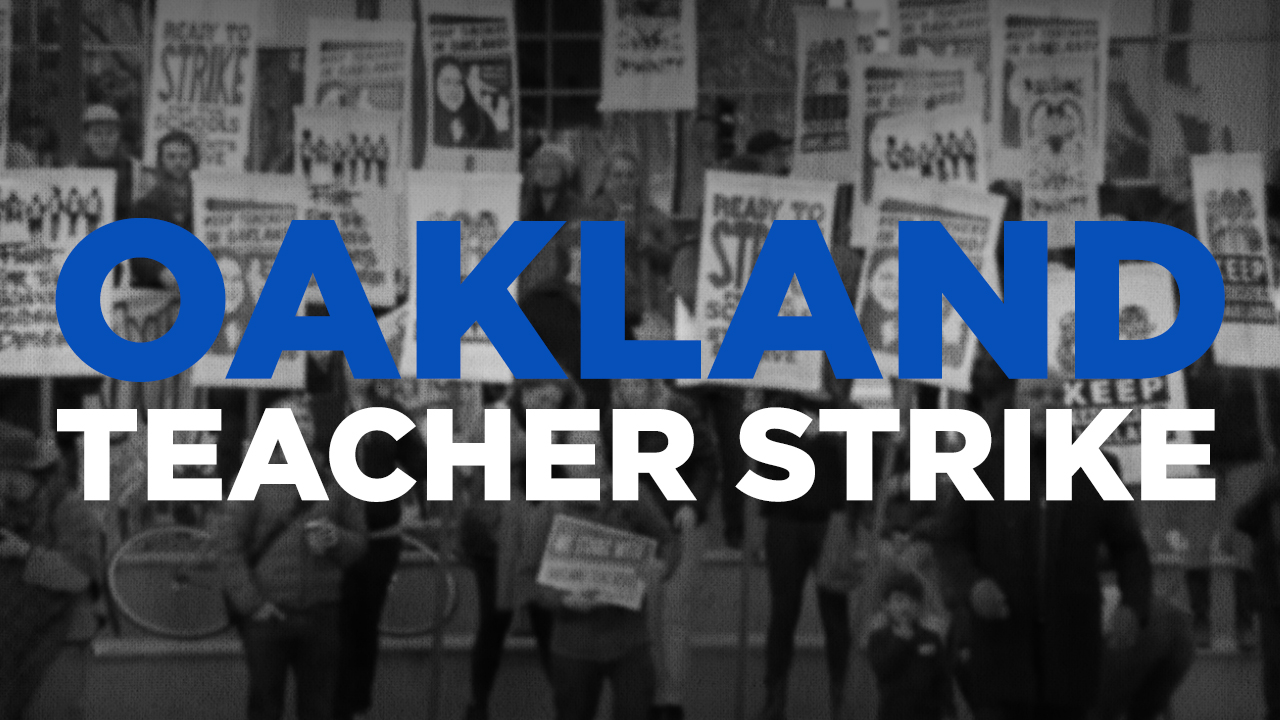 Resource guide for Oakland Teacher Strike
