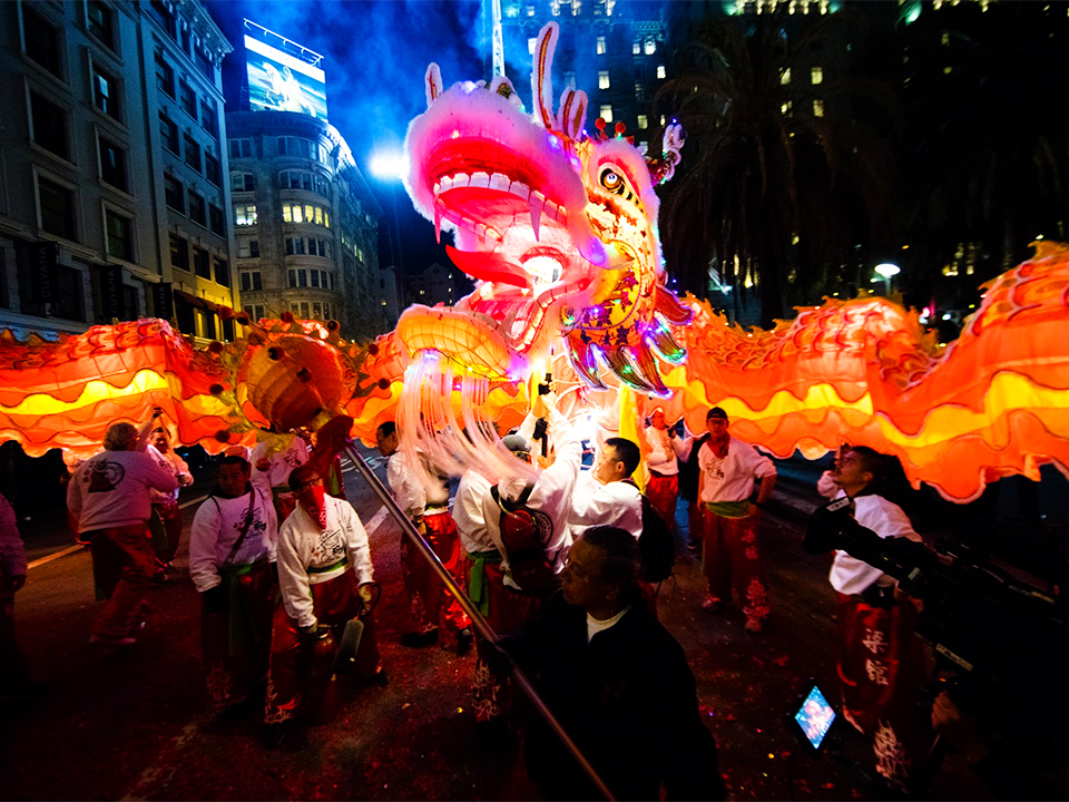 Photo: Southwest Airlines Chinese New Year/Facebook