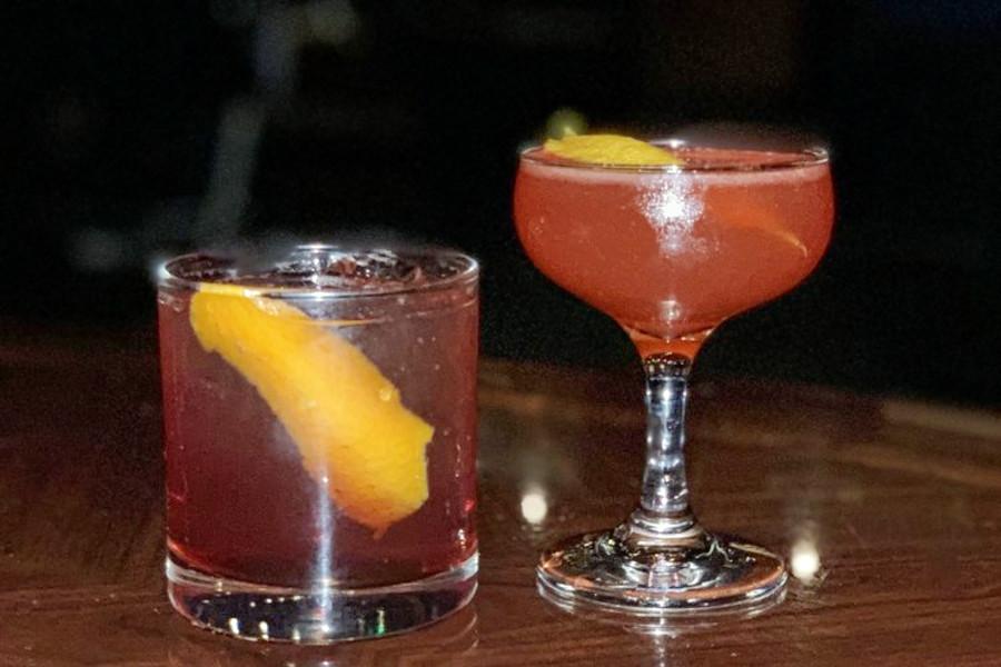 Executive Order Bar and Lounge.   Photo: Cherylynn N./Yelp