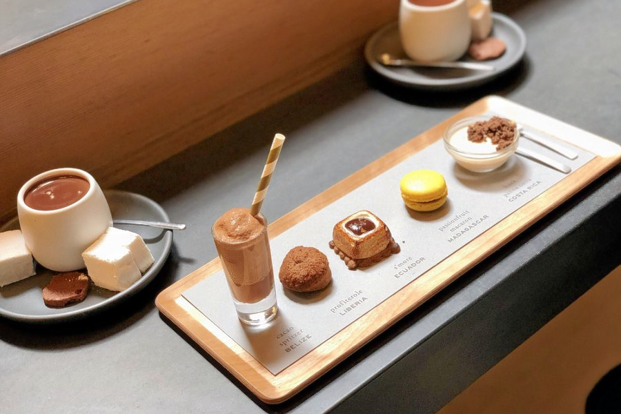 Dandelion Chocolate. | Photo: Gil L./Yelp