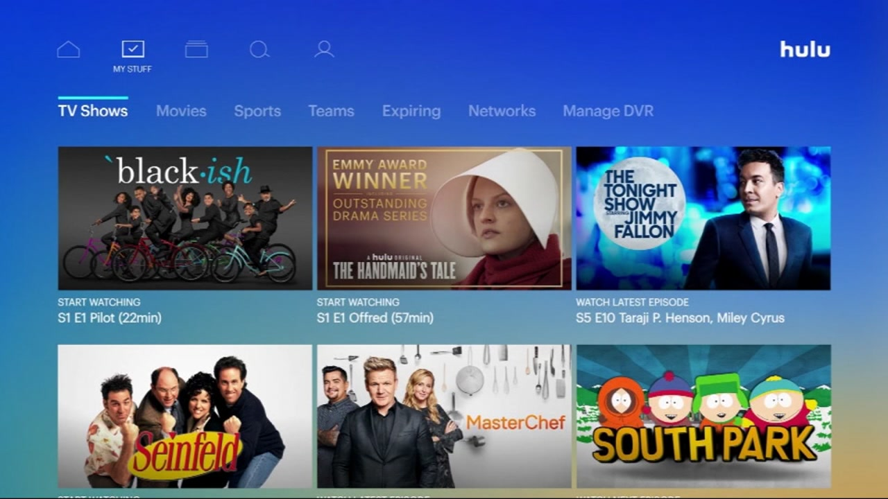 Hulu increasing price of its live streaming plan next month - ABC7 San Francisco