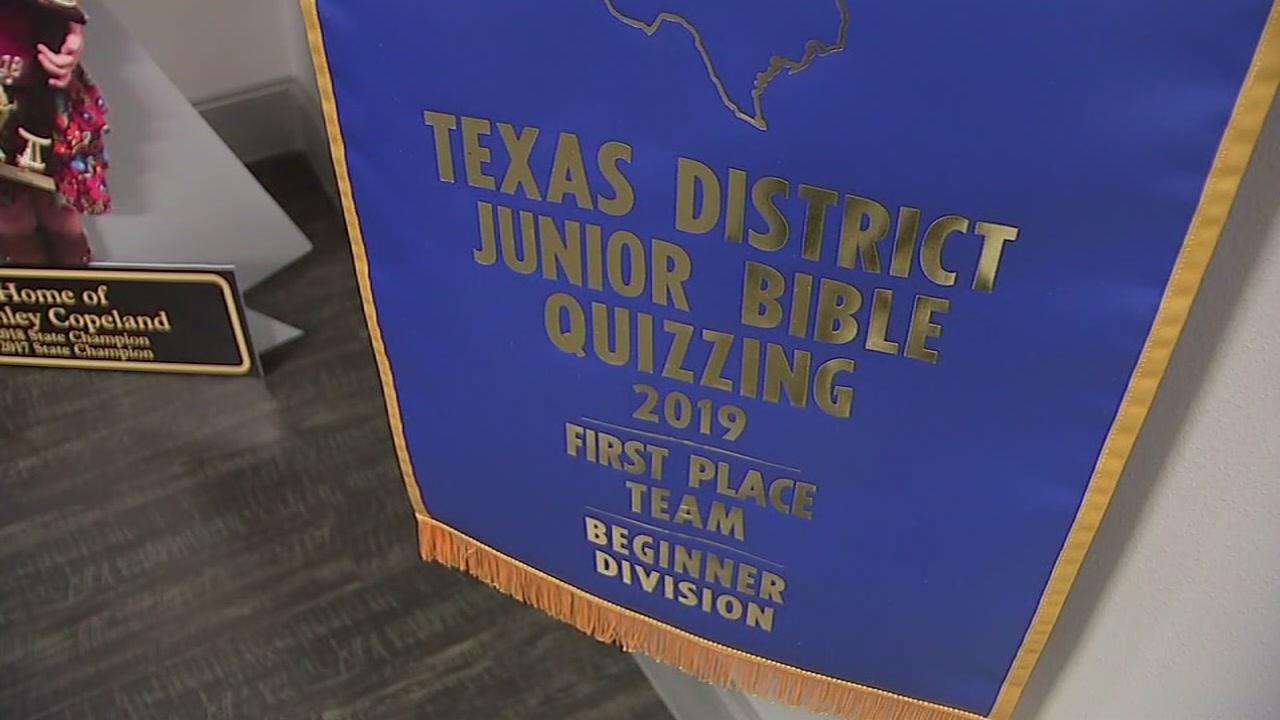 Church program turns Bible quizzing into national competition
