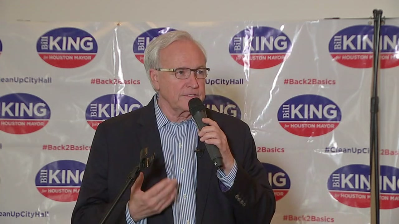 Bill King was less than 4-thousand votes from winning the election 4 years ago and thinks hes found a recipe for success this time.