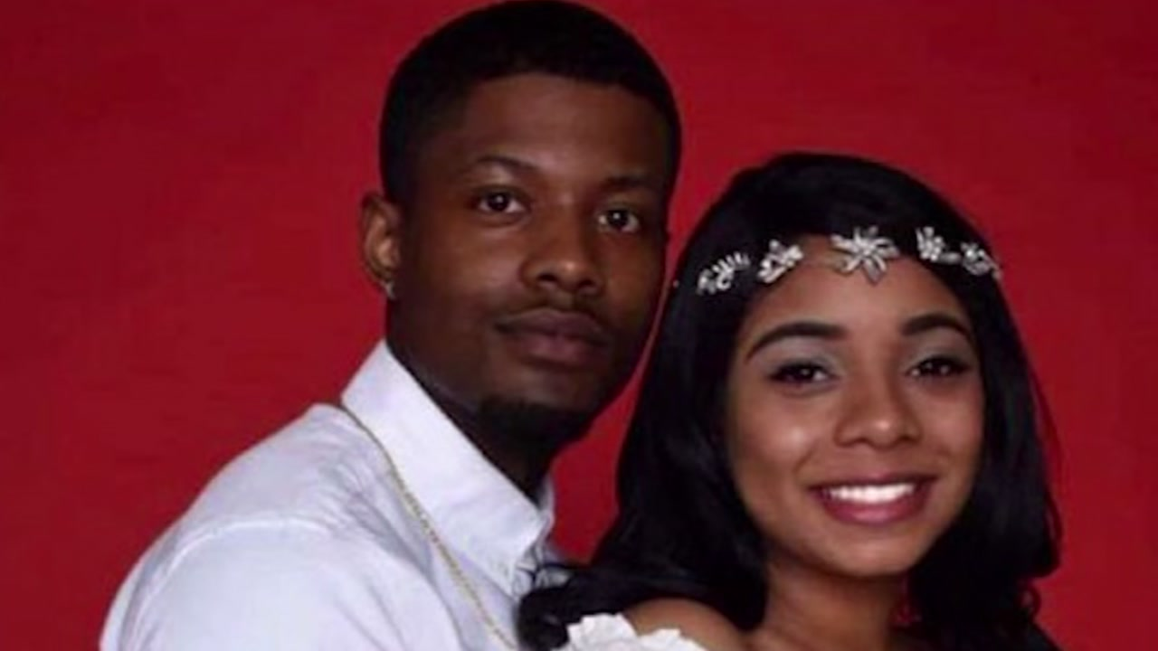 A female student from an Ohio State University campus and a man suspected of abducting her both died after a police chase and shooting, police said.