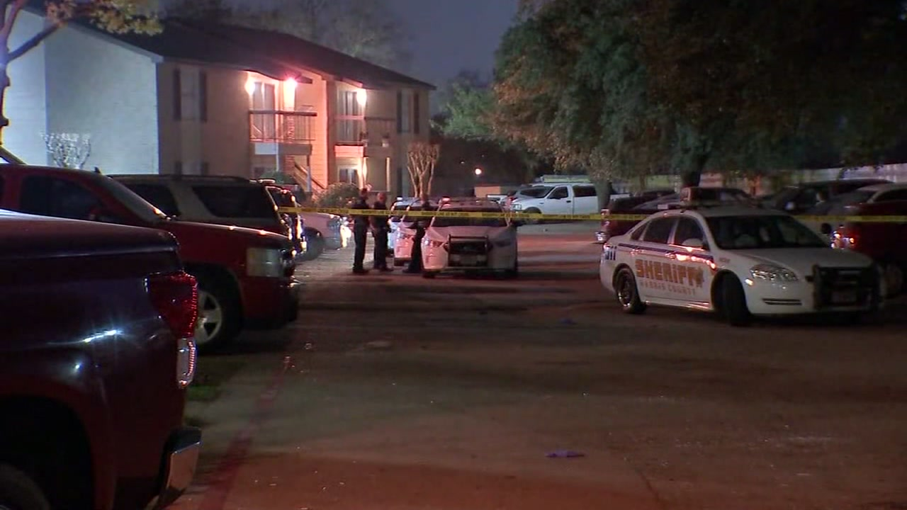 Woman shot after telling party-goers to turn off music