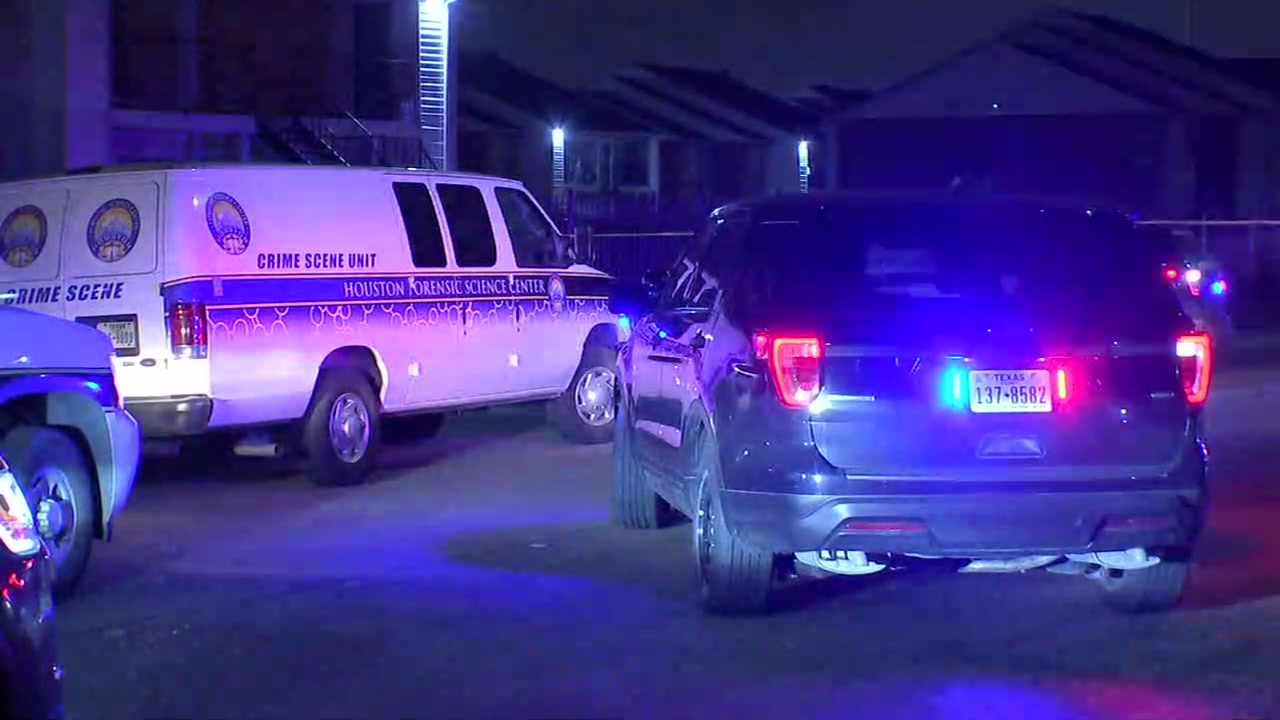 Houston police are searching for the person who shot and killed a man inside of his car in northeast Houston.